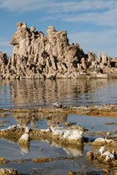 Mono Lake in California, for the Love of California