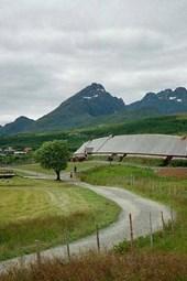 Lofoten Viking Museum in Norway
