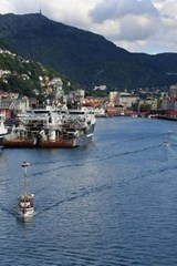 The Beautiful Port of Bergen in Norway | Unique Journal |