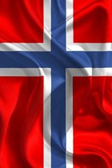 The National Flag of Norway | Unique Journal |