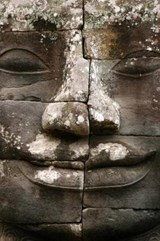 Angkor Stone Face in Cambodia Journal | Cool Image |