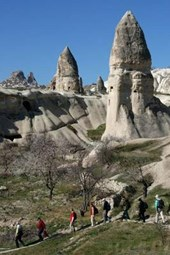 Cappadocia Turkey Journal
