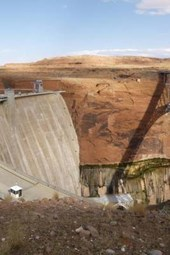 Glen Canyon Dam and Power Plant