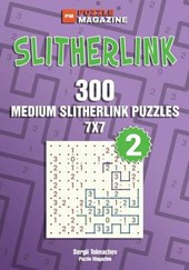 Slitherlink - 300 Medium Puzzles 7x7 (Volume 2)