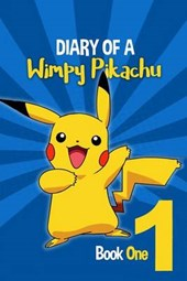 Diary of a Wimpy Pikachu Book