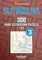 Slitherlink - 300 Hard Puzzles 7x7 (Volume 3)