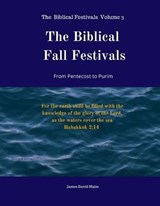 The Biblical Fall Festivals | James David Malm |