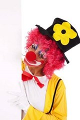 A Very Happy Clown at the Carnival | Unique Journal |