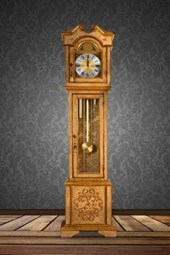 Grandfather Clock Journal