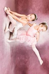 Beginning Dancers, Ready for the Ballet | Unique Journal |
