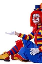 Just a Clown Sitting Down