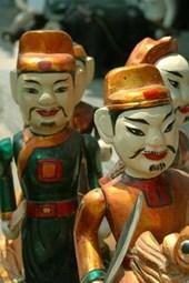 Vietnamese Water Puppets Journal