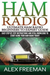 Ham Radio: Ultimate Ham Radio Beginners to Expert Guide