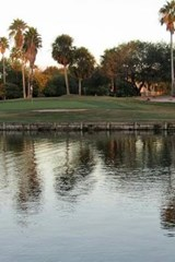 A Beautiful View of a South Texas Resaca and Golf Course | Unique Journal |