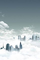 A City Metropolis in the Clouds | Unique Journal |