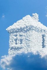 A Cute Cottage in the Clouds | Unique Journal |