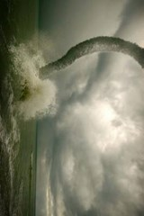 A Magnificent Water Spout Tornado in the Ocean | Unique Journal |