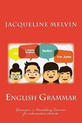 English Grammar | Jacqueline Melvin |
