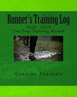 Runner's Training Log | Genuine Journals |