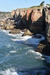 Boca Do Inferno (Hell's Mouth) in Cascais Portugal Journal
