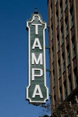 Tampa Sign Journal | Cool Image |