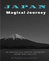 Japan Magical Journey | Thaphada Coloring Book |