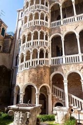 Bovolo Staircase in Venice Italy Journal