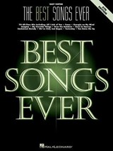 THE BEST SONGS EVER 6TH EDITION EASY GUITAR BOOK | Hal Leonard Publishing Corporation |