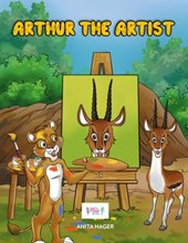Arthur the artist (Be the magic you are)
