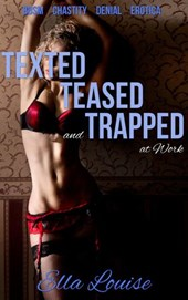 Texted, Teased, and Trapped at Work (The Kink Diary, #2)