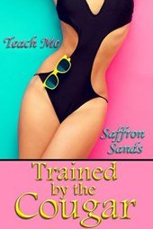 Teach Me: Trained by the Cougar | Saffron Sands |