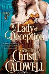 My Lady of Deception (The Brethren of the Lords, #1) | Christi Caldwell |