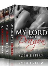 Dragon Isle (Collection: Books 1-3) | Sophie Stern |