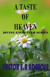 A Taste Of Heaven (Divine Encounters Series, #5)