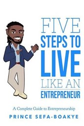 Five Steps to Live Like an Entrepreneur