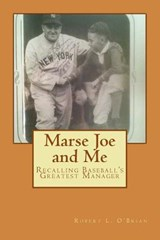 Marse Joe and Me | Robert L. O'brian |