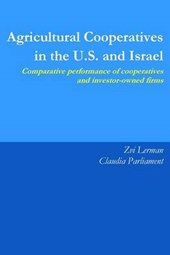 Agricultural Cooperatives in the U.s. and Israel