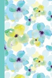 Watercolor Spring Flowers Sketch Journal