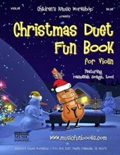 Christmas Duet Fun Book for Violin