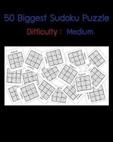 50 Biggest Sudoku Puzzle | K. S. Bank |