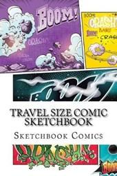 Travel Size Comic Sketchbook