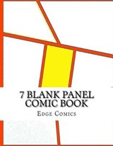7 Blank Panel Comic Book | Not Available |