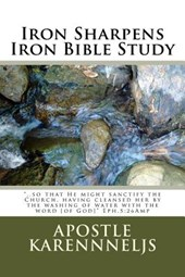 Iron Sharpens Iron Bible Study