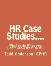 HR Case Studies....