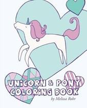 Unicorn & Pony Coloring Book