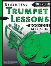 Essential Trumpet Lessons Book One | Jonathan Harnum |