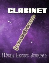 Clarinet Music Lesson Journal | Claudia Botterweg |