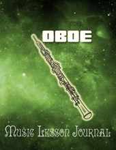Oboe Music Lesson Journal