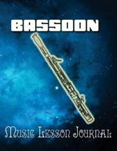 Bassoon Music Lesson Journal