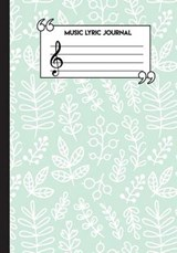 Music Lyric Journal | Not Available |